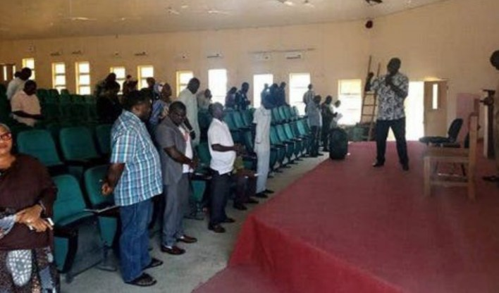 Taraba varsity ASUU organises prayer session over strike