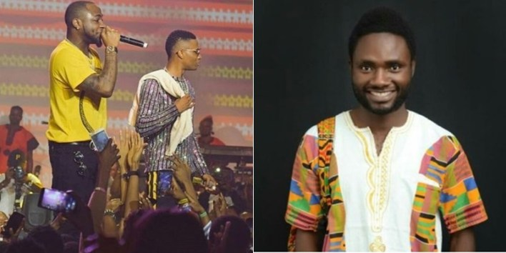 Those Who Worship Wizkid, Davido Are Mentally Unstable – Mr Odanz Blows Hot