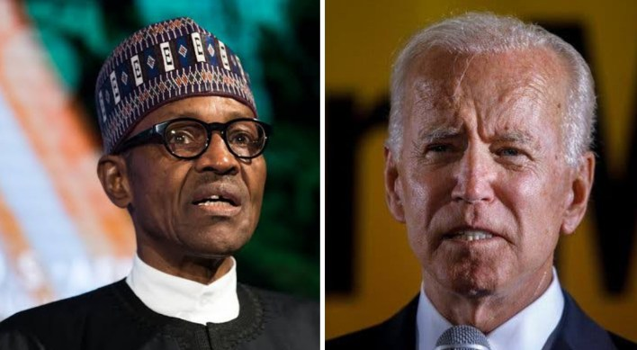 US Election: President Buhari reacts to Biden's victory
