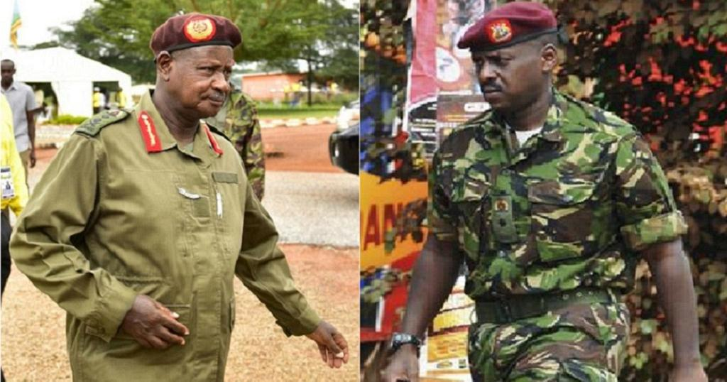 Ugandan President Appoints Son, Muhoozi, As Head Of Special Forces