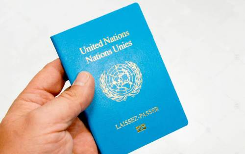 Police Arrest Nigerian With Six Fake UN Passports In Pakistan