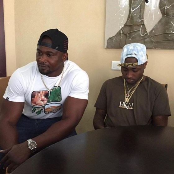 'Tired of being strong'- Davido says as he mourns his late personal bodyguard