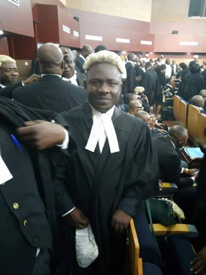 BREAKING: Popular Benue lawyer and pastor, wife killed on his birthday by Fulani herdsmen