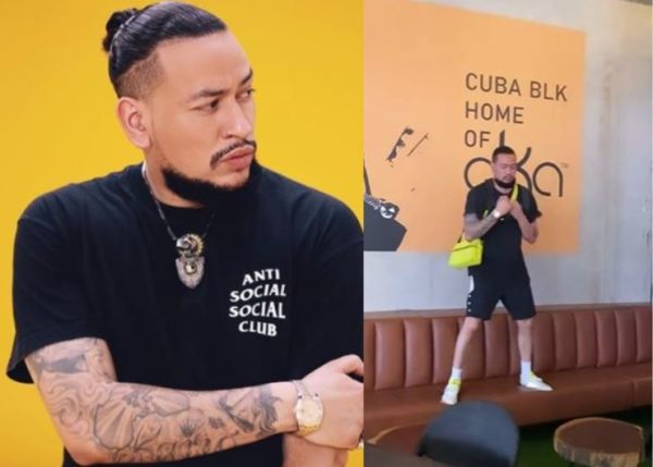 "AKA's fans are worried at his ""weak air punches"""
