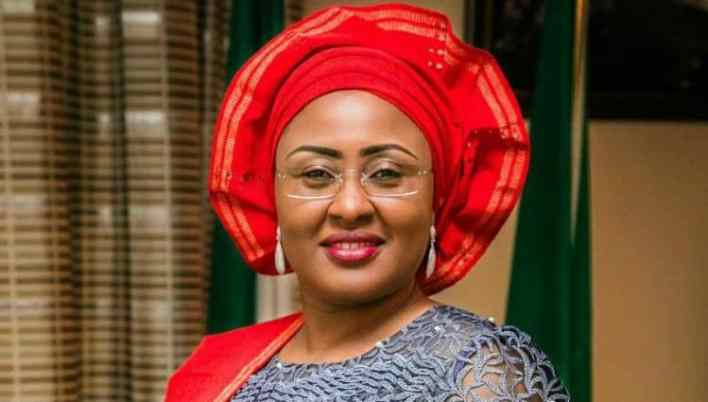 First lady Aisha Buhari reportedly relocates to Dubai, cites insecurity in Aso Rock
