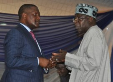 Tinubu and Dangote: Who is Richer? See Answer
