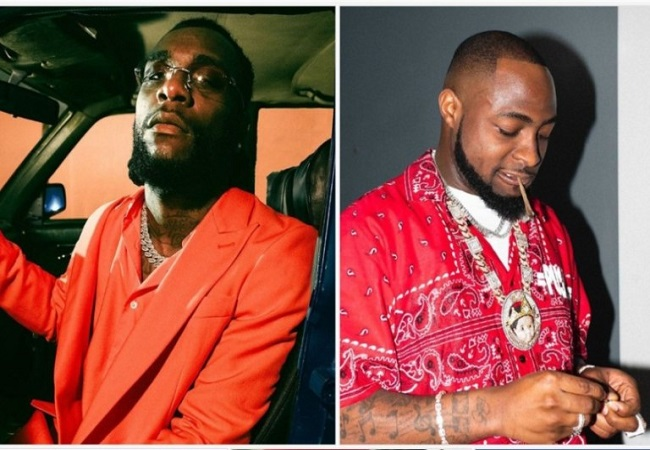 Burna Boy And Davido Reportedly Exchange Blows At Nightclub In Ghana (Video)