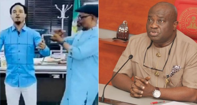 Gov Ikpeazu Suspends CoS Agbazuere Over Prophet Odumeje Cash Video