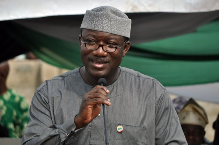 Fayemi to Ekiti political appointees: Wear face mask or be sanctioned