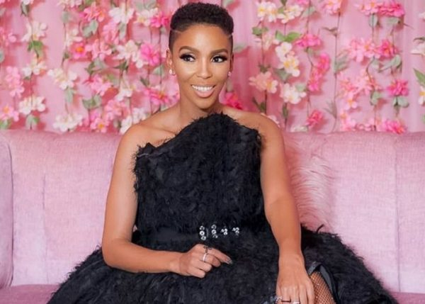 Nhlanhla Nciza pens down beautiful message to her brother as he welcomes baby boy