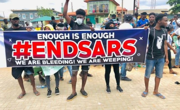 #EndSARS protest resurface in Osun