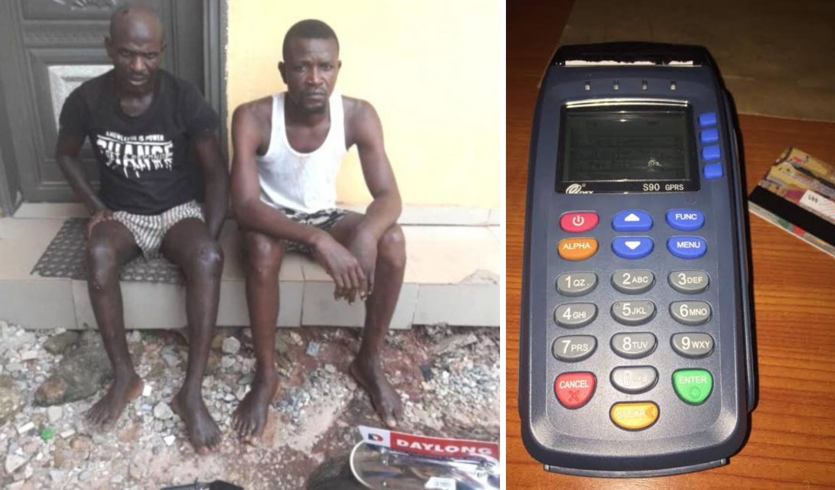 Female POS operator disarms two suspected robbers in Edo