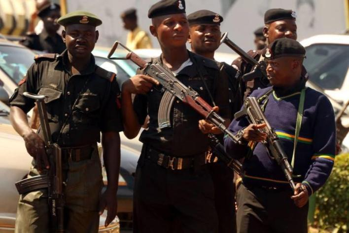 Police Dislodge Notorious Armed Robbery Syndicate Terrorising Onitsha, Environs (Photos)