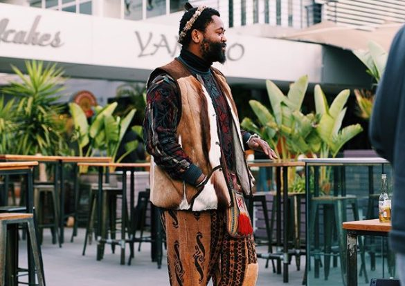 Sjava shares new development in his upcoming music videos