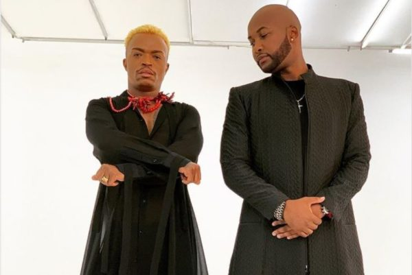 Vusi Nova's collabo with Somizi is finally here