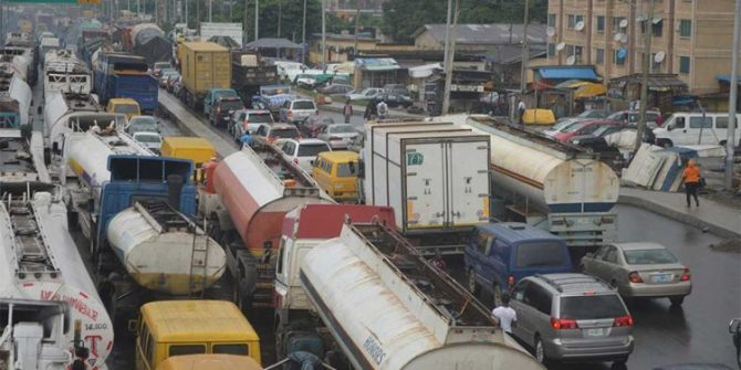FG to reconstitute task force on Apapa gridlock