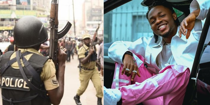 Real Reason Why I Was Arrested By Ugandan Police, Omah Lay Reveals