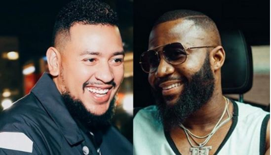 Cassper Nyovest taunts AKA to sign boxing match contract