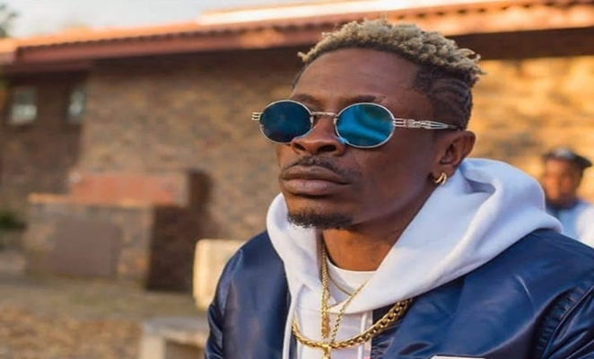 Shatta Wale wades into the outcry triggered by the arrest of Nigerian singers Omah Lay