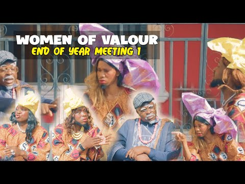 WOMEN OF VALOUR end of year meeting december wahala