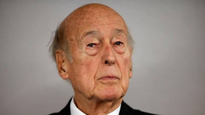 Former French president Giscard d'Estaing dies aged 94