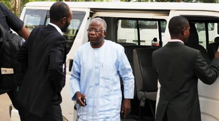 Court grants Oronsaye permission to travel abroad for medical treatment