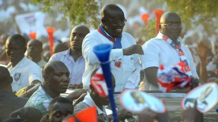 BREAKING: Akufo-Addo re-elected as Ghana's president