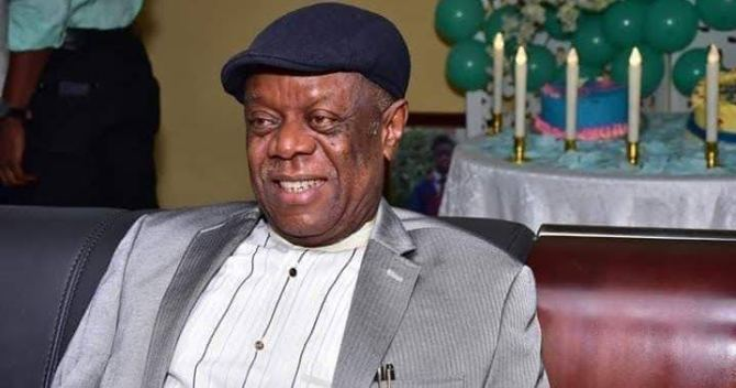 Former Akwa Ibom governor, Idongesit Nkanga is dead