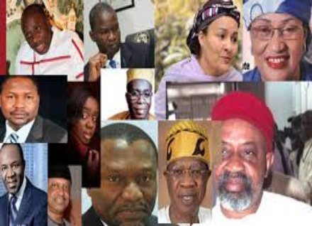 Official Salaries of Nigerian Ministers Exposed: See How Much They Earn