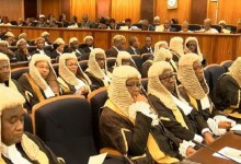 NJC names 69 new judges, courts, heads of courts