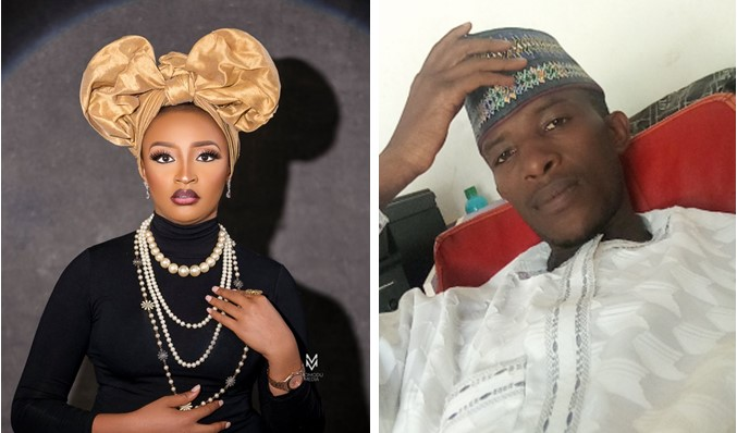 Muslim Man Slams Actress Rahama Sadau For Celebrating Birthday, Says 'Not Allowed In Islam'