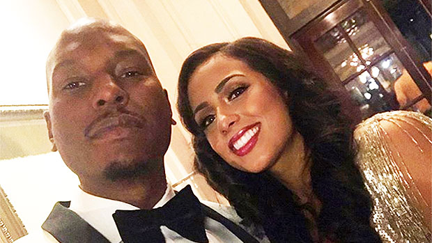 Tyrese Gibson splits from wife Samantha after three years of marriage