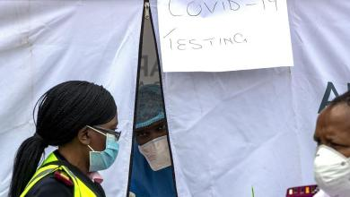 COVID-19: Nigeria records 1,633 new infections, more deaths