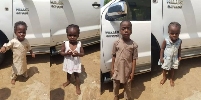 Gombe police arrest child trafficking kingpin, return unclaimed children to Anambra