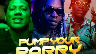Abramsoul Ft. Naira Marley & C Blvck - Pump Your Parry (Remix)
