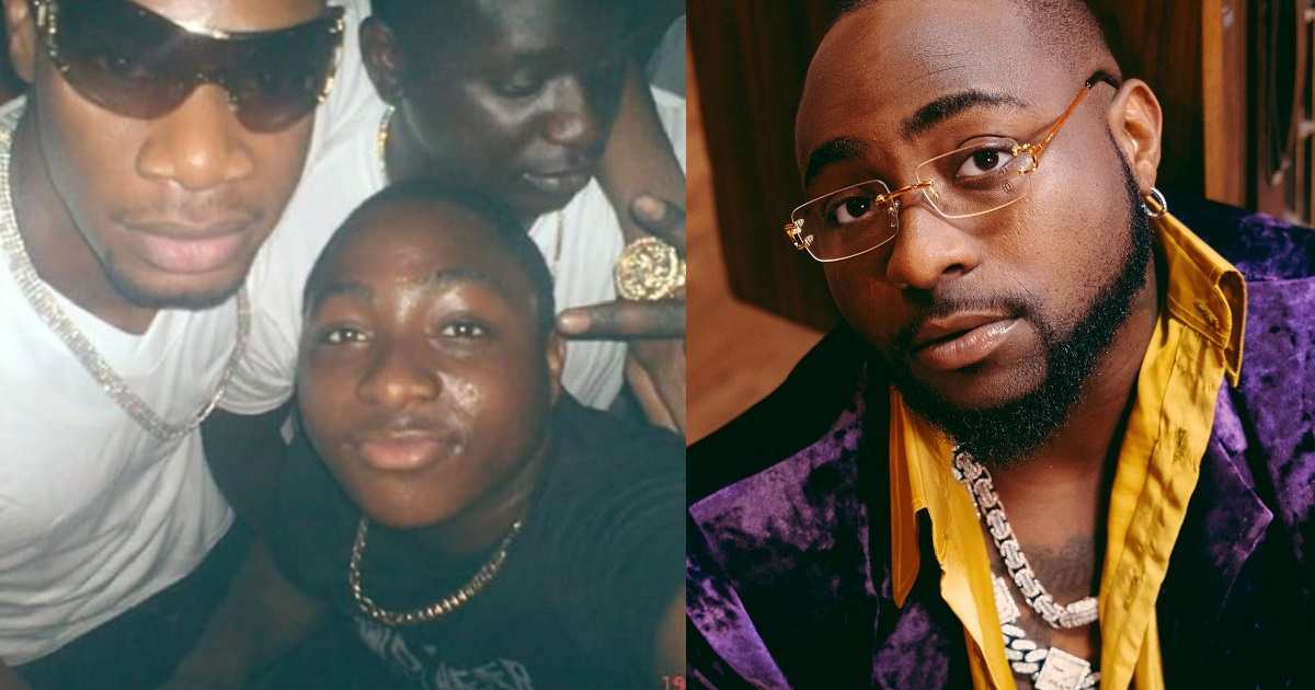 Davido opens up on struggle before fame, reveals he squatted in Mo Hits' house