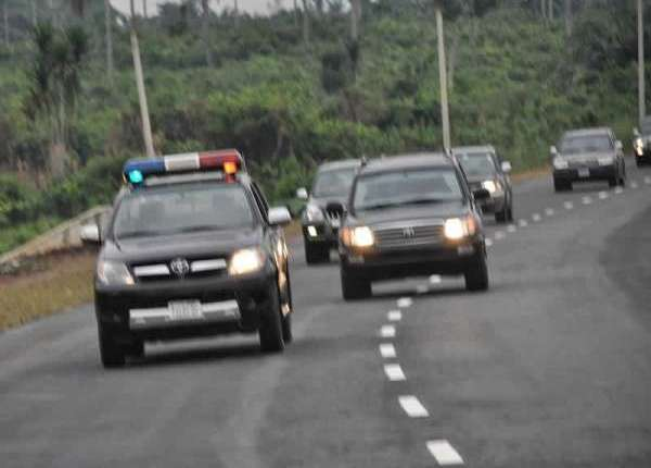 Zamfara Police ban unauthorised use of siren, unregistered plate numbers