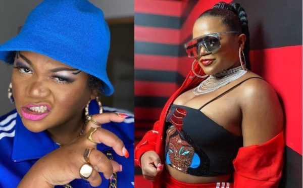 Busiswa spits bars to celebrate appearing on SA MTVBase hottest MC's 2020 list – Watch