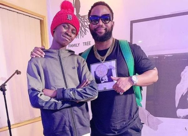 Cassper is pained as Mzwandile returns to the streets after helping him stay clean