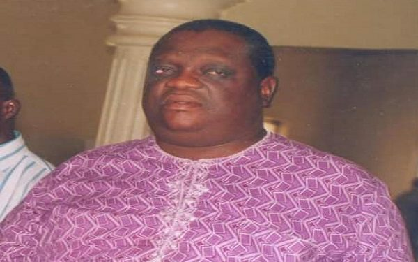 Former Edo Commissioner Didi Adodo, Dies Of COVID-19