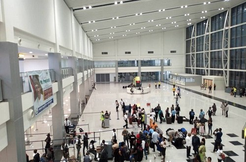 NDLEA Seizes Cocaine Worth Over N30 Billion At Lagos Airport