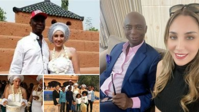"""It's been 10 beautiful years"" Ned Nwoko counts down to his Moroccan wife's 30th birthday"