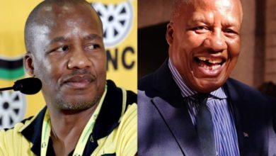 Jackson Mthembu laid to rest today