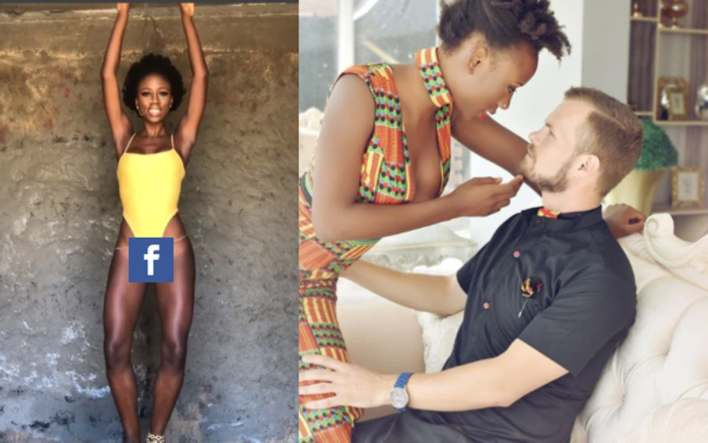 Korra Obidi's husband replies fan who asked if he supports her 'naked' dancing