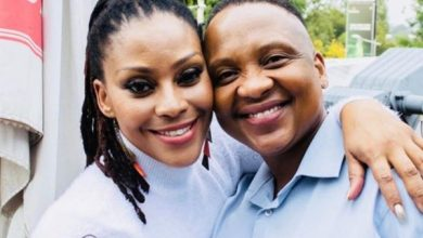Letoya Makhene shares snaps taken at her traditional wedding