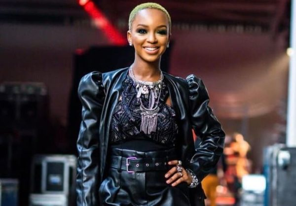Nandi Madida shows off glowing skin in new post