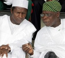 I knew Yar'Adua was ill before I chose him to succeed me- Obasanjo