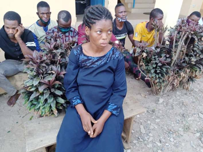 Why I Killed My Three-year-old Stepson – Jealous Osun Pregnant Woman
