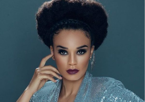 Pearl Thusi reveals she has not left her house for ages due to Covid