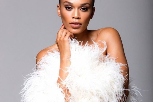 Pearl Thusi believes the world is like a horror movie